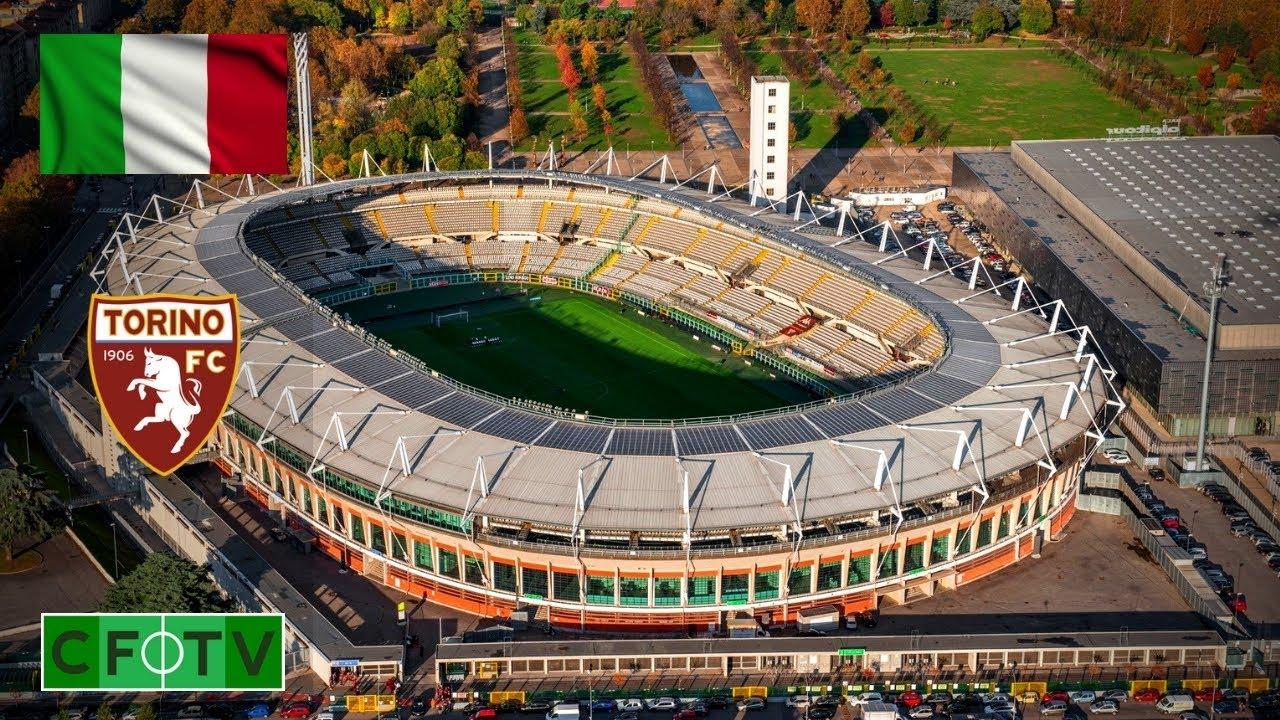 Stadio Olimpico Grande Torino - YouTube