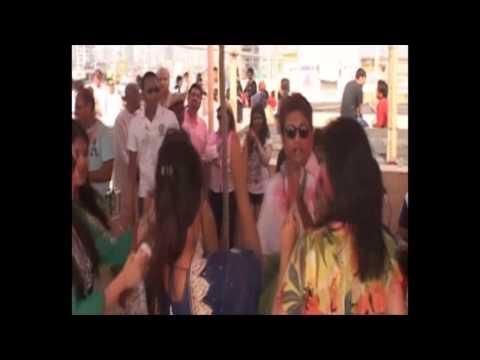 Vikash Verma Holi Party 2014 Suniel Shetty Shekhar Suman Aditya Pancholi Neetu Arman Tanisha