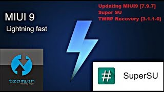 Video Updating [Miui9], Installing Super SU, Flashing TWRP Recovery   Easily Without Pc download MP3, 3GP, MP4, WEBM, AVI, FLV Juli 2018