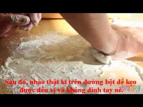 Mách bạn cách làm kẹo cao su tại nhà