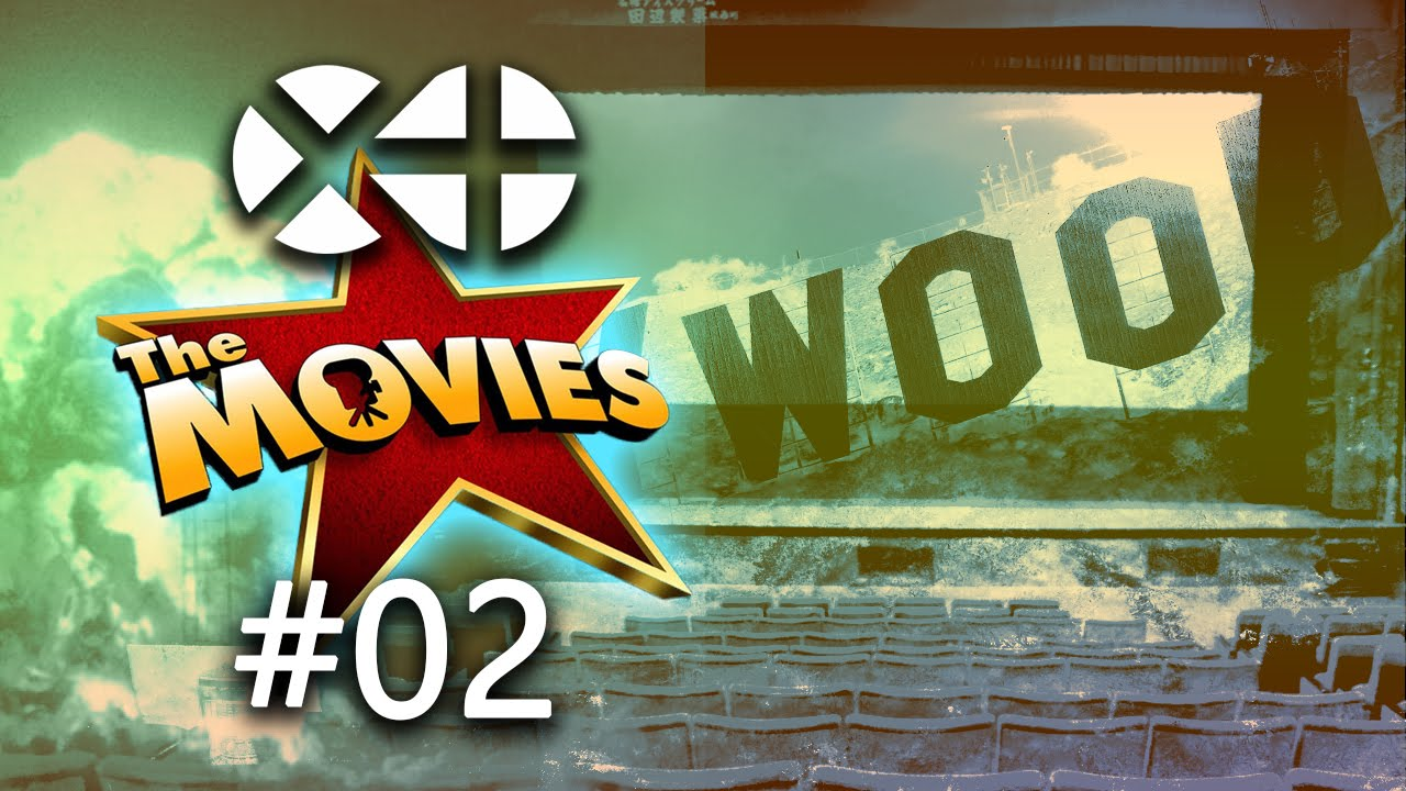 """Der silberne Spucknapf! - The Movies #02 - KreuzPlus - Wir spielen The Movies + Erweiterung """"Stunts & Spezialeffekte"""", die Folgen kommen täglich... also wenn wir welche haben. ^^"""