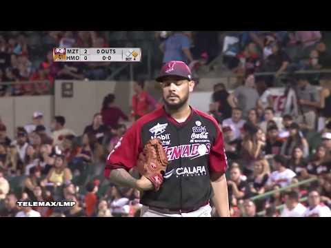 ALEJANDRO SOTO, PITCHER VENADOS VS NARANJEROS 19 OCTUBRE 2017