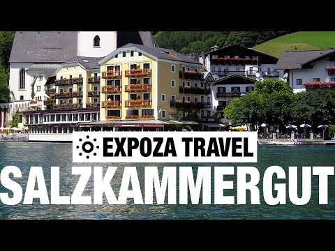 Salzkammergut Vacation Travel Video Guide