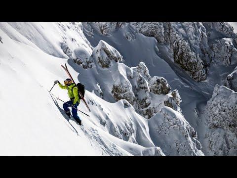 SALEWA | Why not  | Aaron Durogati & Arnaud Cottet - Ski Mountaineering in the Pala Group