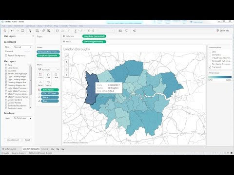 Iron Viz Special Training Geospatial Files