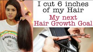 Join With My New Hair Care Routine | Why Did I Cut My Hair Upto 6 inches? | Tamil | Vini's Hair Care