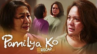 Luz confronts Azon with her betrayal | Pamilya Ko Recap (With Eng Subs)