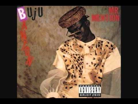 Buju Banton- Batty Rider