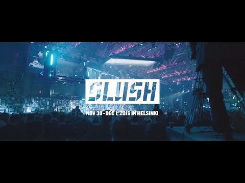 Welcome to Slush 2016