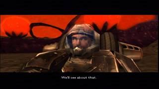 Tasha 1st alternate ending Robotech: Invasion