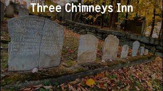 HEARING the GHOST OF HANNAH! The HAUNTED Three Chimneys Inn