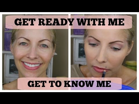 """My Over 40 """"Get Ready with Me"""" and """"Get to Know Me"""""""