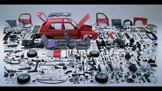 Costs of Vehicle Parts a Key Factor for Car Thieves