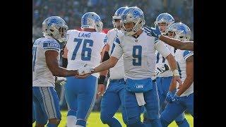 Lions vs Bears Slowlights 2017