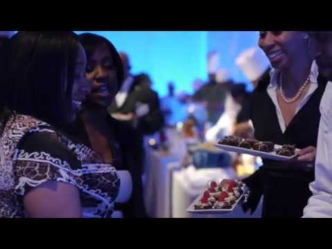 Chef Vaughn Moore attends the BCA Global Food and Wine Event 2015
