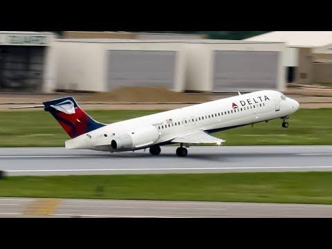 30+ Minutes of Pure Plane Spotting at Burlington Airport! (BTV, KBTV)