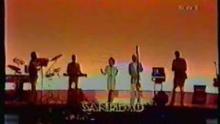 Vacanze Romane LIVE!! Sanremo 83 Matia Bazar - Ruggiero