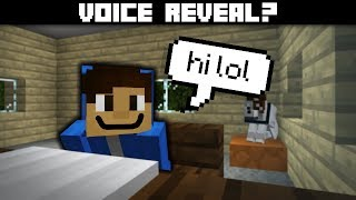 [April fools, this is my actual voice reveal] why im never doing a voice reveal