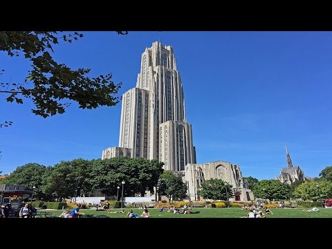 Short review of University of Pittsburgh