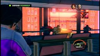 SAINTS ROW THE THIRD: Part 1 - when good heists go bad