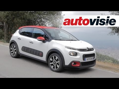 Citroën C3 Review - by Autovisie TV