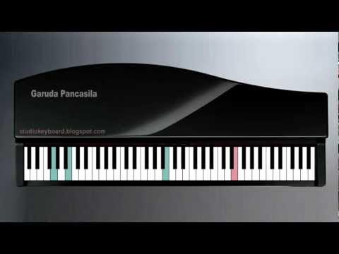 Keyboard   Garuda Pancasila