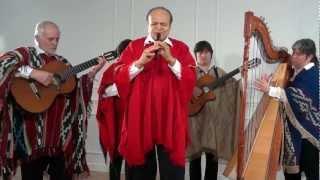 El condor pasa & musique du Pérou - Los Koyas - musique péruvienne, flûtes des Andes