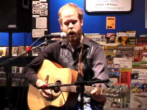 "Will Oldham ""Pushkin"" Live at Now Music & Fashion, Arlington, VA, 11.13.00"