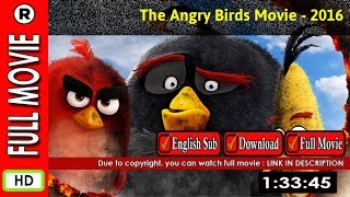 Watch Online : Angry Birds (2016)
