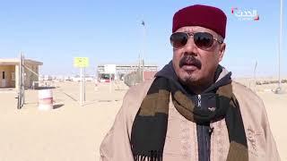 السنوسي الحليق: قبائل أزوية قررت ايقاف إنتاج النفط