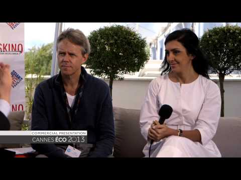 "Cannes €co 2013 -  ""Digital distribution panel"" on Bloomberg TV"