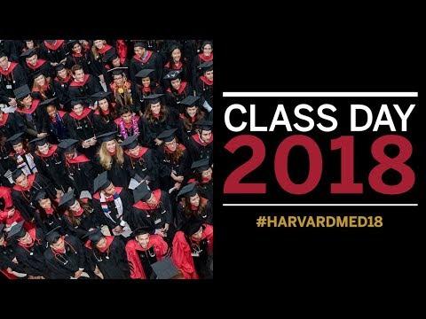 Harvard Medical School Class Day 2018