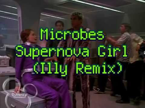 Microbes - Supernova Girl (Illy Remix)