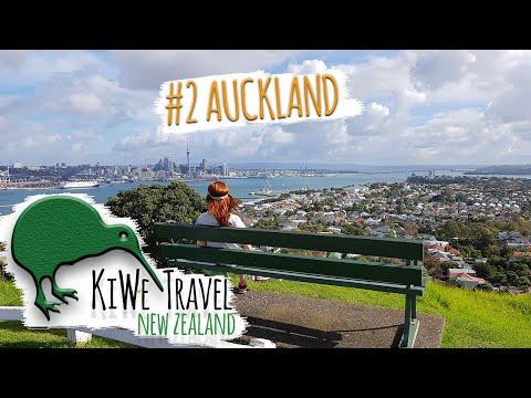 Auckland Tour - Skytower, cat cafe, Timelapse New Zealand | Neuseeland