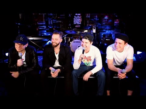 Lukas Graham Interview - Red Bull Sound Space at KROQ
