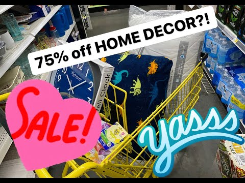75% Off HOME DECOR!!! Plus Accidental Penny Shopping! PLUS $5/$25!!! ALL AT DOLLAR GENERAL!!!