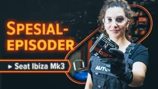Montering Hovedsylinder SEAT IBIZA IV (6L1): gratis video