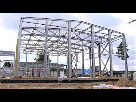 Многоквартирник, спорткомлекс и дороги: югорский Угут переживает строительный бум