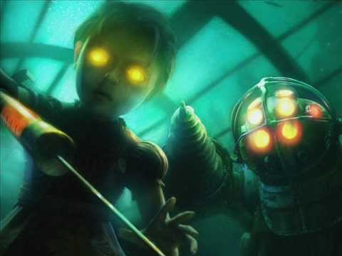 Bioshock Little Sister's Songs: House Of Upside Down and Mr.Bubbles