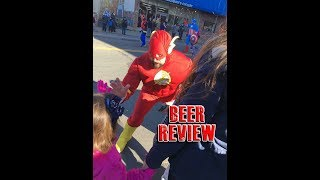 Trout Town American Amber Ale - Roscoe - Beer Review - Elmira NY Holiday Parade 2017