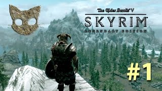 The Elder Scrolls V: Skyrim Legendary Edition #1, Начало!