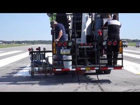 M-B Companies, Inc. - Airport Striper