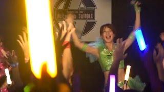 秋田初の単独公演でパフォーマンスしたアッパーレーの動画をアップ! 2...