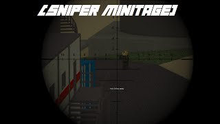 ROBLOX: Phantom forces (Sniper/BFG 50 Minitage)