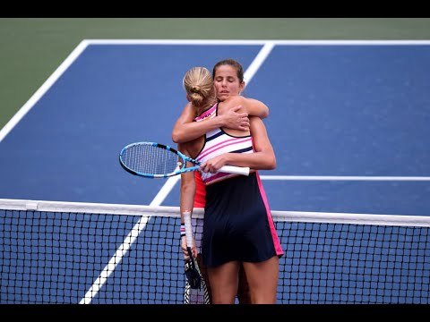 Julia Goerges Vs Kiki Bertens Extended Highlights   US Open 2019 R3
