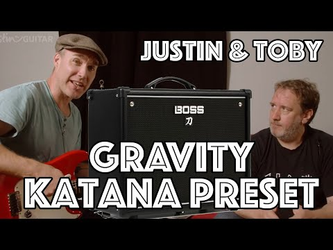 Boss Katana Patch: Gravity by John Mayer (Patch, Demo & Tutorial)