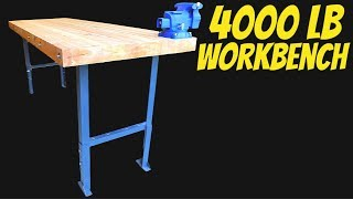 How To Make A Workbench For Cheap