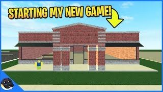 SHOP SPEED BUILD (New Game) | Roblox