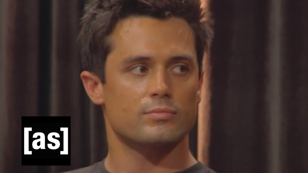 Stephen Colletti Part 1 | The Eric Andre Show | Adult Swim ...