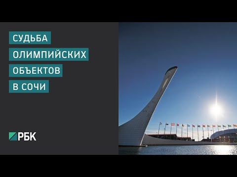 Судьба олимпийских объектов в Сочи